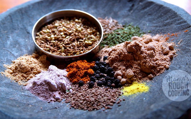 chat-masala-spices